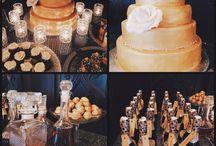 Gatsby wedding / Организация и оформление от свадебного агентства Marry