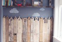 Art studio / Ideas for my new 200sq ft lofted barn art studio.