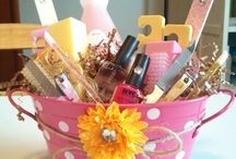 Gift Baskets / by Jill🌹☀️ 🌷Samples