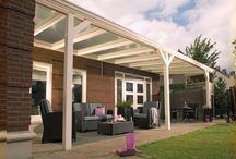 Tuinoverkapping / Garden canopy