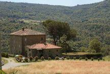 Casali per Capodanno in Toscana / Immagini di case di campagna in affitto per le feste di Capodanno 2015 in Toscana