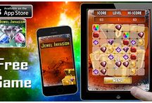 Free Game For iPhone/iPad / by i-Life Mobitech