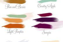 Barvy - kombinace