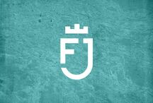 flip logo design