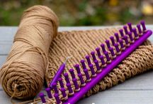 Loom Knitting / by Cara Waskom