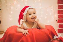 Presente de Natal / Um sorriso de presente de natal.
