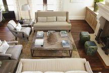 Building a Home - Living Room