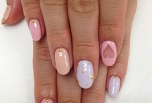 oval nails!