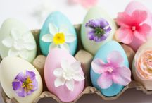 Easter Time / We love Easter! Its a wonderful family time and we find all the fun activities to do with the kids. Easter arts and crafts activities for the children, Easter gifts and delicious Easter Cake recipes and Easter treats.
