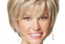 Frisuren für feines haar