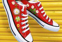 Tenis Bordados Triques Online  / Visita nuestra tienda online: www.kichink.com/stores/triquesonline