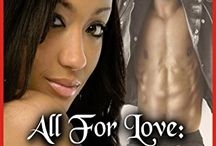 "##Black #Romance #Novels  - The #SuperStar #Series! / ""All For Love: The SuperStar"" and ""All For Love: The SuperStar's Lady"" are my first and my latest #romance #novels, celebrating my 20th #anniversary as a #published #author.  These two unusual #books are ""his and hers"" romances because my hero, #DarrylBridges, sees their love affair his way while the heroine, #AngelaDelaney, sees it her way, each book written exclusively from the point of view (first person) of one of the lovers. On Amazon.com and B&N,com in #digital and #paperback  #editions."