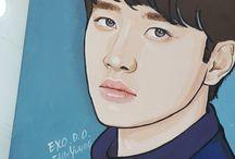 팝아트 / EXO.D.O 도경수