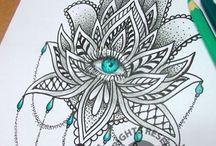 desenhos/tatuagem