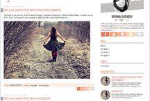 Blogger Inspiraton