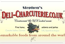 Deli-Charcuterie / Supplier of Continental & UK cooked meats