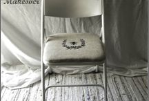 Furniture makeover / by Judy M