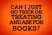 Halloween / Halloween for #booklovers