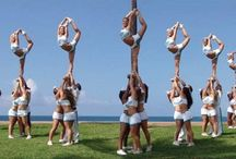 <3 Cheer / by Michele Richey