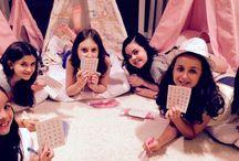 Festa do Pijama da Camila