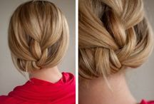 Hair Styles / by Elena Strode