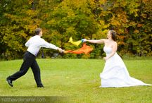Trash the Dress / Trash the Dress, by Matthew Clemente Photography