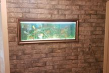 Wall Fish Tank