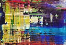 My Art / Paintings by Robb Lejuwaan / by Robb Lejuwaan