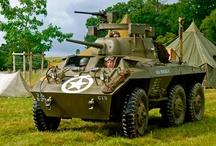 ww2 U.S. Tanks