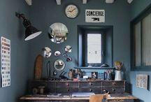 Home Office / Ruang kerja atau kantor dirumah