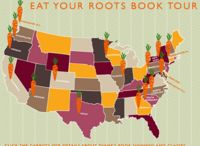 Eat Your Roots Cookbook Tour / by Diane Morgan