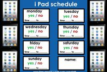 daily rythm charts / Daily rythm charts show with pictograms a daily routine Daily rythm charts can be useful for children with attention deficit hyperactivity disorder (ADHD) or autism disorders.