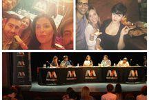 Fiesta Melodia FM / Ayer, el Fornet sirvió el catering para más de 300 invitados en la fiesta oficial de Melodía FM Catalunya. Fue un placer poder trabajar junto al equipo de la emisora y disfrutar de unos momentos junto a la encantadora Nuria Roca. #MomentoFornet #MelodíaFornet