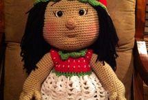 Crochet Amigurumi, Dolls, etc