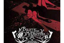 Bullet For My Valentine / I Bullet for My Valentine sono un gruppo musicale britannico, formatosi nel 1998 a Bridgend, in Galles.