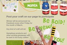 National Craft Month Contest