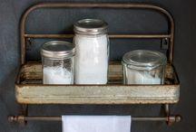 Shelves / Shelves, shelving, home decor,