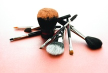 Brushes: Our Secret Weapon / The brush is the secret weapon to flawless makeup application. Order online at www.miamariu.com / by Mía Mariú