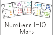 Numbers & Counting Preschool Stuff / And anything for counting and math