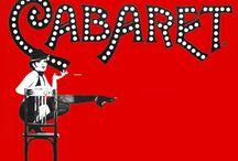 Kabaret Lumière / 20's mood board