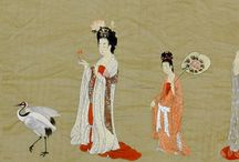 """Hanfu / """"Hanfu"""" (汉服) is used here as an umbrella term for traditional Chinese clothing prior to the Qing Dynasty (清朝 1644-1912). Worn since the Shang Dynasty (商朝 1600 BC-1046 BC), this style of clothing is the traditional clothing of the Huá Xià (华夏) people, aka the Chinese people. The Qing Dynasty is excluded here because the Manchu rulers enforced a wholly different silhouette and style of dress during their reign."""