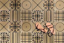 Collection de carreaux de ciment signés Valérie Barkowski pour Bahya
