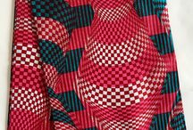 African FABRICS / Prints and Patterns