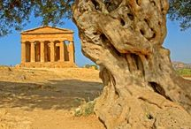 Temple of Concord - Agrigento / And these pins about it also in the Temple of Concord page on my travel blog - CMTravelAnd?