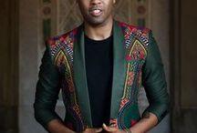 African men's fashion