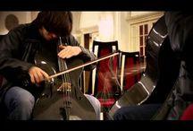 Two Cellos .....