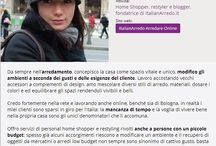 Home Personal Shopper, Why not? / Se avete voglia di fare due chiacchiere con un'esperto, ecco il sito che fa per voi http://www.homepersonalshopper.it/ e una delle nostre Home Shopper di Bologna
