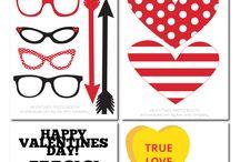 Dekoracje - Walentynki