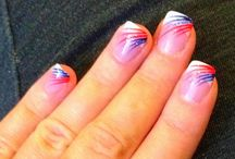 nails / by Kelsey Harris