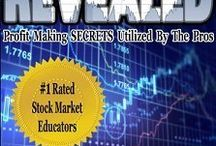 Pro Strategies REVEALED - profit making secrets used by stock traders